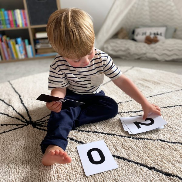 Kids Counting Flashcards | Happy Little Doers