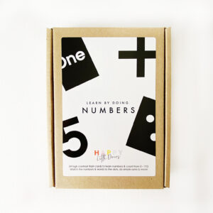 Kids Number Flash Cards