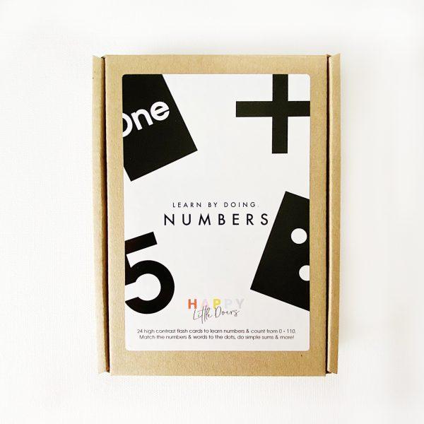 Kids Number Flash Cards