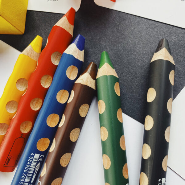 Lyra Groove Triple One 3 in 1 Colouring Pencils